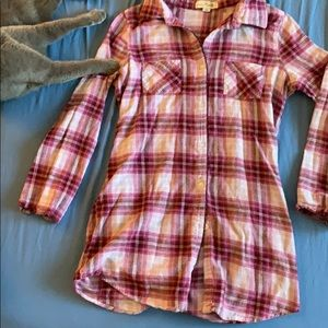 Tops - Tunic flannel